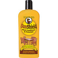 Howard SWAX16 Sunshield Outdoor Furniture Wax With Uv Protection, 16 Ounce