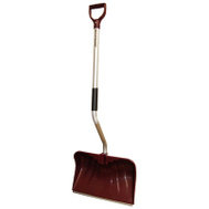 Rugg 36PBSLW-S Shovel Snow Poly Cmb Blde 20in