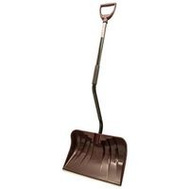 Rugg 36PBSW-S Shovel Snow Poly Cmb Blde 20In