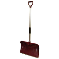 Rugg 36PLW-S Shovel Snow Poly Cmb Blde 20in