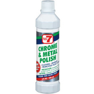 Eagle One 10120 No7 8 Ounce No7 Chrome Polish