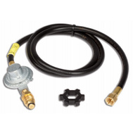 Mr Heater F273071 Propane 5 Foot Hose And Regulator Assembly