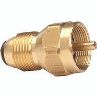 Mr Heater F276172 Adaptor Propane Tank Brass