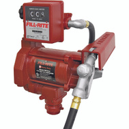 Tuthill FR701V Fill Rite Fuel Pump And Meter 115 Volts Ac Heavy Duty