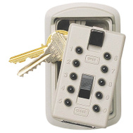 Supra Keysafe 1004 / 001004 GE Keysafe Slimline Push Button Wall Mount Key Safe Assorted Colors