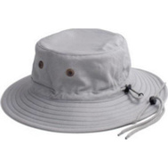 Principle Plastics 4471GY Gray Mens Cotton Hat