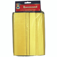 Midwest Products 17 Basswood Econo Bag 1/2 Bdft