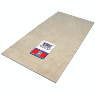 Midwest Products 5304 Plywood Craft 1/8 X 6X12in 6Pk