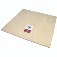 Midwest Products 5315 Plywood Craft 1/4 X12x12in 6Pk