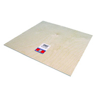 Midwest Products 5323 3/8X4x12 Birch Plywood