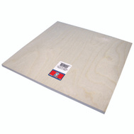 Midwest Products 5325 Plywood Craft 3/8 X12x12in 3Pk