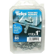 Teks 21408 Self Drilling Screws Roofing Number 12 By 3/4 Inch
