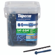 ITW Tapcon 24530 Anchor Cncrt Hwh 1/4 X 2-3/4In 150 Pack