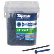 ITW Tapcon 24585 Anchor Cncrt Pfh 1/4 X 2-3/4In 150 Pack
