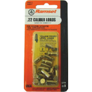 ITW Ramset 50077 25 Pack.22 Caliber 32Cw Yellow Load