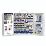 First Aid Only 1000-FAE-0103 Kit First Aid Cabinet W/Meds