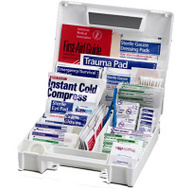 First Aid Only FAO-134 All Purpose First Aid Kit Large Essentials