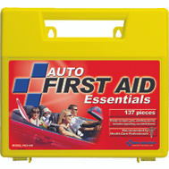 First Aid Only FAO-340 Kit First Aid 138Pc Auto Lrg