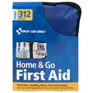 First Aid Only 91081 Kit First Aid Fbrc Case 312Pc