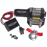 NATI 7253 Winch Electric 3 000 Pound Capacity
