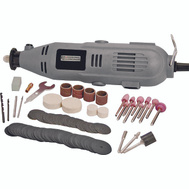 NATI 51832 Professional Woodworker 100 Piece Rotary Tool Kit