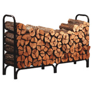 Panacea 15204 8 Foot Black Steel Deluxe Log Rack
