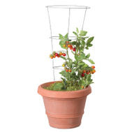 Panacea 89723-600 33 Inch 3 Ring Tomato Cage