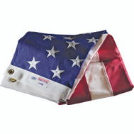 Valley Forge Flag USB3 USA Flag 3 Feet By 5 Feet Cotton