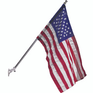 Valley Forge Flag AA99090 30 By 50 Inch Aluminum Pole And Flag Kit