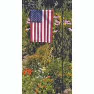 Valley Forge Flag USGF-C 12 Inch By 18 Inch Cotton USA Garden Flag