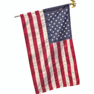 Valley Forge Flag 60650 Nylon Sewn And Embroidered Heavyweight Usa Flag 2 1/2 By 4 Foot