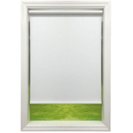 Ralph Friedland GA3778WH Shade Vnl Drkn Wh 6Mil 37X78in