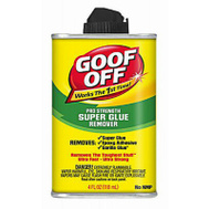WM Barr FG678 Remover Super Glue Pro Str 4 Ounce