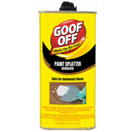 WM Barr FG900 Remover Paint Splatter 12 Ounce