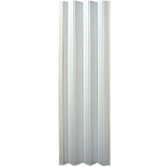 LTL Home OK4880H Oakmont Spectrum Folding Door Kit White 48 Inch By 80 Inch