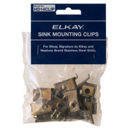 Elkay HD14CLIP 14 Mounting Hardware Clips For Stainless Steel Sinks