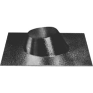 American Metal 8FFU Round Flashing 3 Wall 8 Inch