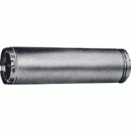American Metal 6HS-12 Ameri Tec Insulated Chimney Pipe 12 By 6 Inch