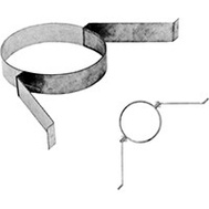 American Metal 8HS-SBA Chimney Pipe Support Bracket Assembly