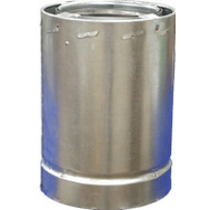 Airjet 6S2 Fuel Chimney Pipe 6 Inch By 2 Foot