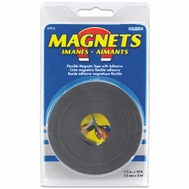 Master Magnetics 07012 Magnetic Flex Tape 1/2 Inch By 10 Foot