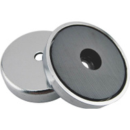 Master Magnetics 07217 25 Pound Lift Round Base Magnet