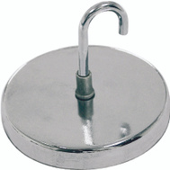 Master Magnetics 07218 Handi Hook 2 Inch Diameter Magnetic Hook