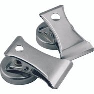 Master Magnetics 07219 Chrome Magnetic Clip Pack Of 2
