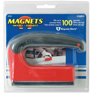Master Magnetics 07501 Powerful Handle Magnet 100 Pound Pull