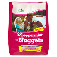 Manna Pro 1000010 4 Pound Pepperm Horse Treat