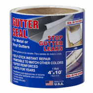 CPI GSL410 4 Inch By 10 Foot Gutter Seal Roll