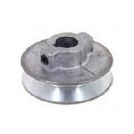 Chicago Die Casting 250A 3/8 Inch Single V Grooved Pulley