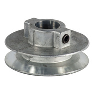 Chicago Die Casting 250A 7 2 1/2 By 3/4 Inch Amp Section Pulley