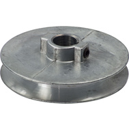 Chicago Die Casting 400A 7 4 By 3/4 Inch A Section Pulley